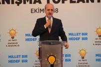NUMAN KURTULMUŞ - Numan Kurtulmuş Açıklaması 'Türkiye Bir Daha IMF'nın Kapısına Gitmeyecek, IMF'ye Muhtaç Olmayacaktır'