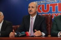 NUMAN KURTULMUŞ - Numan Kurtulmuş, Suudi Gazeteci Hakkında Konuştu