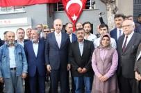 NUMAN KURTULMUŞ - Numan Kurtulmuş'tan Şehit Evi Ziyareti