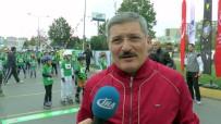 PENDİK BELEDİYESİ - Pendik'te Paten Yarışı Renkli Görüntülere Sahne Oldu