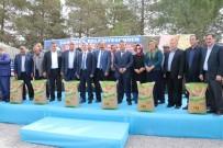 GÜBRE - Şahinbey Belediyesinden Çiftçilere Buğday Ve Arpa Tohumu Desteği