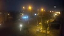 VİRANŞEHİR - Şanlıurfa'da Toz Bulutu Etkili Oluyor