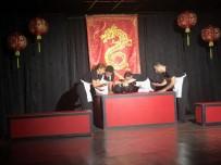OYUNCULUK - Tiyatro TAM'dan İzleyiciyi İçine Çeken Oyun Açıklaması ''Altın Ejderha''