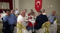 İBRAHIM AYDıN - TÜRSAB Yöre Temsil Kurulu Başkanlar Toplantısı