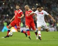 MEHMET ZEKI ÇELIK - UEFA Uluslar Ligi Açıklaması Rusya Açıklaması 2 - Türkiye Açıklaması 0 (Maç Sonucu)