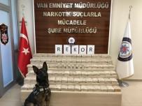 SEYRANTEPE - Van'da 100 Kilo Eroin Ele Geçirildi
