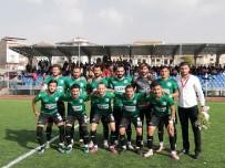YEŞILTEPE - Yeşilyurt Belediyespor Sahasında Maraş 1920'Yi 2-0 Yendi