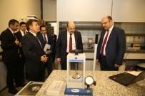 YABANCI ÖĞRENCİLER - YÖK Başkanı Prof. Dr. Saraç'tan AGÜ'ye Ziyaret
