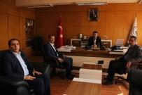 HATIRA FOTOĞRAFI - AFAD-SEN Başkanı Çelik'ten Eskişehir Ziyareti
