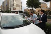 AZERI - AK Gençler Emniyet Kemerinin Önemine Dikkat Çekti
