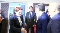 MUSTAFA CİHAN PAÇACI - Akşener, Türkiye-AB KİK Heyetini Kabul Etti