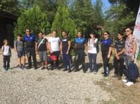 TOPLUM DESTEKLI POLISLIK - Antalya Polisinden Öğrencilere Rafting