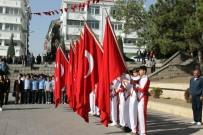 MEHTER TAKIMI - Atatürk'ün Yozgat'a Gelişinin 94'Üncü Yılı Kutlandı