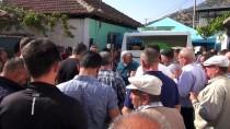 İZMIR ADLI TıP KURUMU - Aydın'da Devesinin Saldırısı Sonucu Ölen Kişi Toprağa Verildi