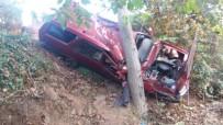 ÖLÜM HABERİ - Aydın'da Feci Kaza 1 Ölü