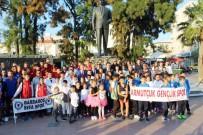 EDREMİT KÖRFEZİ - Ayvalık'ta Amatör Spor Haftası Coşkusu