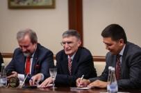 BİLİM ADAMI - Aziz Sancar, Özbekistan Başbakan Yardımcısı Tarafından Kabul Edildi
