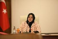 MAHMUT ARSLAN - Bakan Selçuk, Üçlü Danışma Kurulu'na Başkanlık Etti