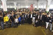 ÇAMLıCA - Başkan Ataç Otomobil Tutkunları İle Buluştu
