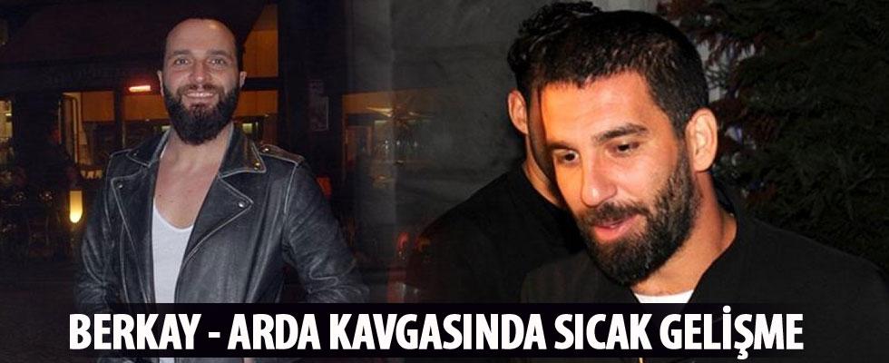 Berkay'dan Arda Turan'ın tutuklanması için dilekçe