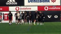 NEVZAT DEMIR TESISLERI - Beşiktaş'ta Göztepe Maçı Hazırlıkları