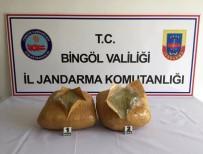 Bingöl'de 168 Kilo Toz Ve Kubar Esrar Ele Geçirildi