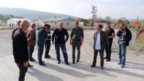 Bolu'da İşçilerden Oturma Eylemi