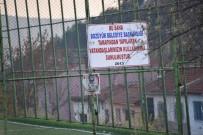 YEŞILKENT - Bozüyük'te Spor Alanlarına Çirkin Saldırı