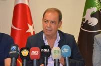 DENIZLISPOR - Denizlispor'da Yücel İldiz Dönemi Başladı
