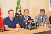 DENIZLISPOR - Denizlispor'da Yücel İldiz Dönemi