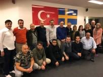 YILMAZ ALTINDAĞ - DİKA, İsveç'te Süryanilerle Buluştu