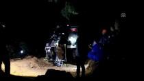 Düzce'de İş Makinası Kazası Açıklaması 1 Ölü