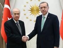 DEVLET BAHÇELİ - Erdoğan ile Bahçeli bir araya gelecek