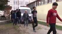 Erzincan'da 110 Düzensiz Göçmen Yakalandı