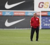 EREN DERDIYOK - Galatasaray, Bursaspor Maçının Hazırlıklarını Sürdürdü