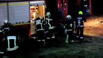 YANGIN TATBİKATI - GAP Havalimanı'nda Yangın Tatbikatı