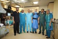 BAŞPıNAR - GAÜN Hastanesi'nde Ortadoğulu Hekimlere Workshop