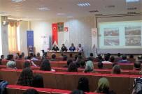 'Gelecek İçin Çevre Dostu Tarım' Paneli Düzenlendi