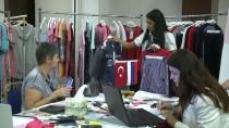SAVUNMA SANAYİ - Hazır Giyim Ve Konfeksiyon İhracatı 18,5 Milyar Dolara Koşuyor