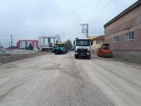 YAĞMUR SUYU - Hendek'te Altyapı Çalışmaları Devam Ediyor