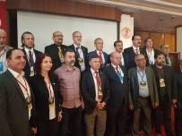 DİVAN BAŞKANLIĞI - İlker Ülker, TGF Yönetim Kurulu'nda