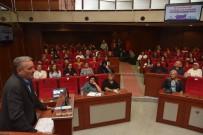 KADIN GİRİŞİMCİ - İş Kadınları Gelişim Akademisi'nin Tanıtımı Tapıldı