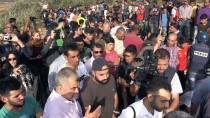 YARGISIZ İNFAZ - İsrail Askerleri Batı Şeria'da Bir Filistinliyi Şehit Etti