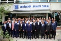 BEYAZ EŞYA - ITSO'dan Eskişehir Sanayisine Övgü