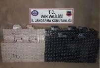 KAÇAK SİGARA - Jandarma Ekipleri 25 Bin 150 Paket Kaçak Sigara Ele Geçirdi