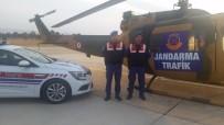 HATALı SOLLAMA - Jandarmanın Havadan Tarafik Denetimi Sürüyor