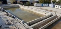 Kandıra'da Havuz Çalışması Sürüyor
