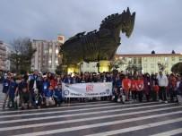Karslı Öğrenciler İstanbul Ve Çanakkale'yi Gezdi
