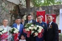 KEMAL KıZıLKAYA - Kemalpaşa'da Şehit Aileleri Ve Gaziler Dernek Kurdu