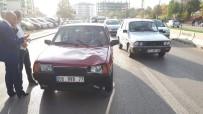 Kırıkkale'de Otomobil Yayaya Çarptı Açıklaması 1 Ölü